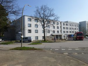 "Seniorenpflegeheimheim "" Alisea"" Domizil Hamburg Marmstorf"